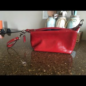 Coach Leather Purse/Wristlet **NWOT**